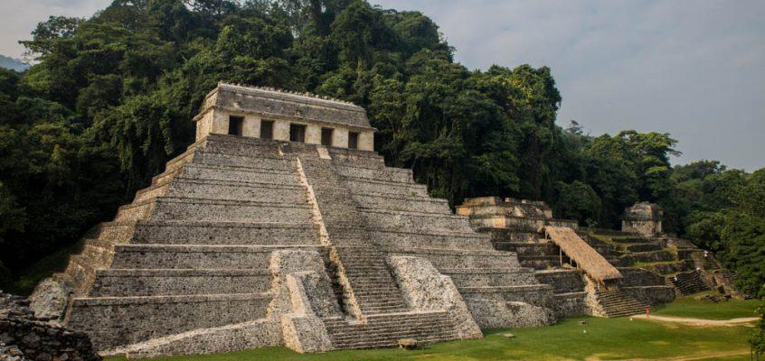 Tolantongo bis Palenque